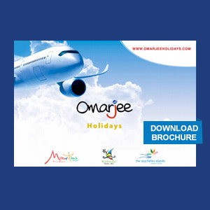 Omarjee Holidays - Online Travel Agency Mauritius Air Ticket